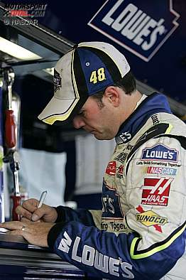 Jimmie Johnson  Hendrick