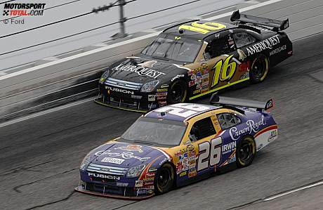 Greg Biffle und Jamie McMurray (Roush)