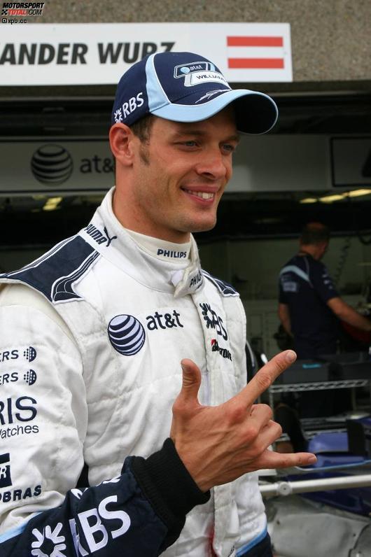 Alexander Wurz (Williams)