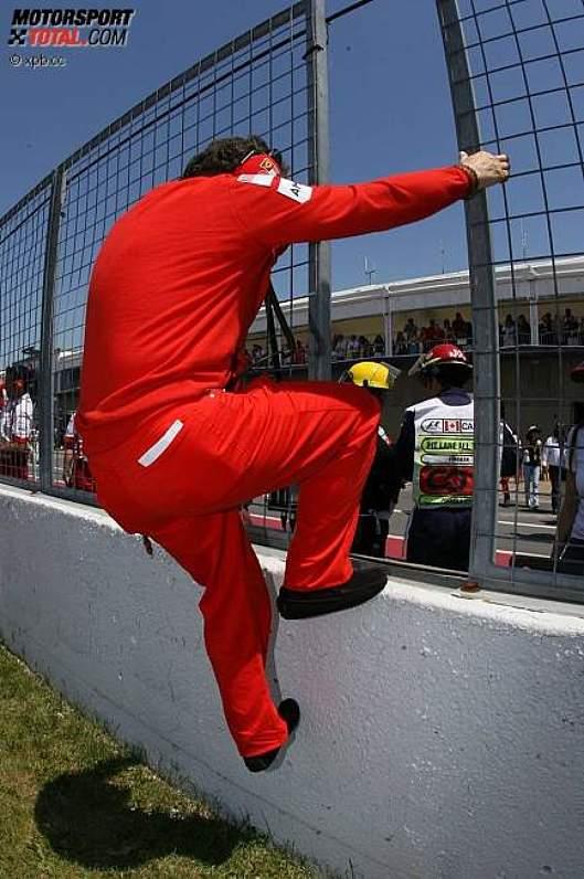 Jean Todt (Teamchef) (Ferrari)