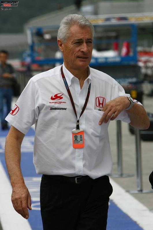 Daniele Audetto (Geschäftsführer) (Super Aguri)