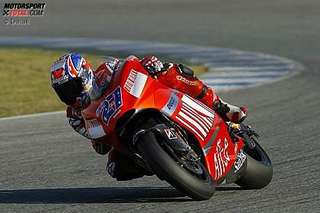 Casey Stoner (Ducati)