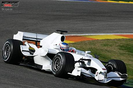 Jenson Button (Honda F1 Team)