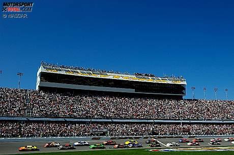 Start zum Nationwide-Rennen von Daytona