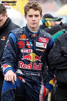 Tom Dillmann (SG Formula)