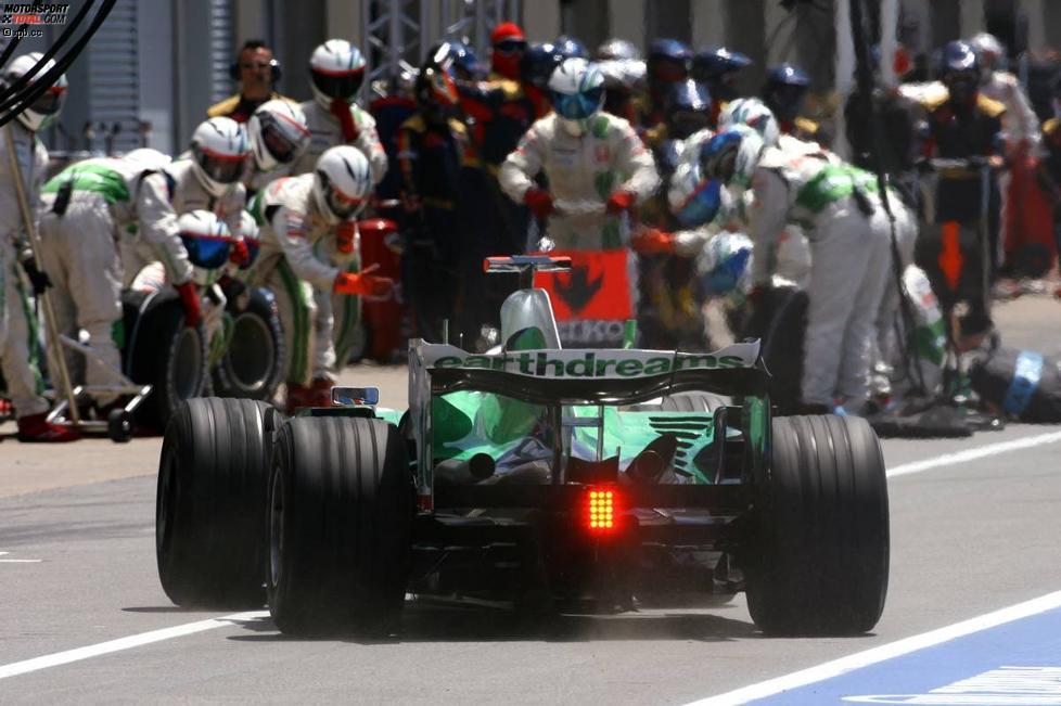 Jenson Button (Honda F1 Team)