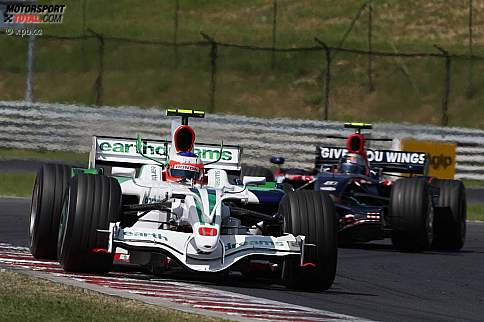 Rubens Barrichello (Honda F1 Team)