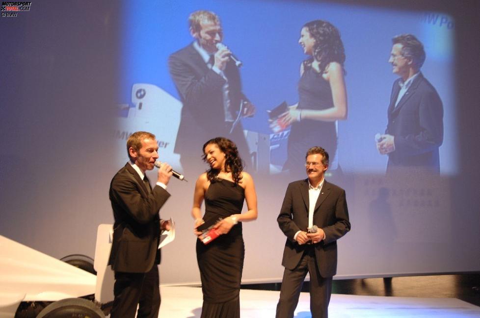 Mario Theissen (BMW Motorsport Direktor) (BMW Sauber F1 Team)