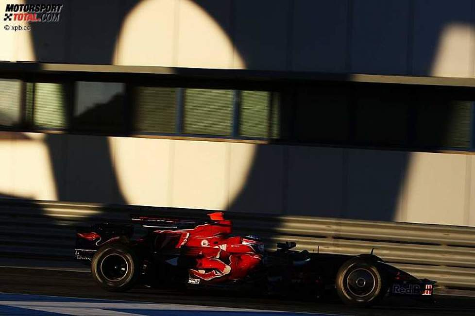 Takuma Sato (Toro Rosso)