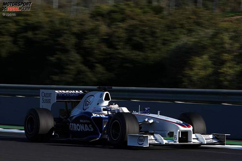 Christian Klien (BMW Sauber F1 Team)