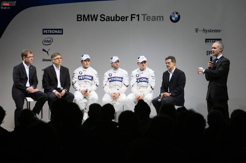 (BMW Sauber F1 Team)