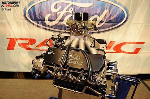 Der neue FR9-Motor von Ford