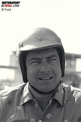 1964: Eines der letzten Photos von Fireball Roberts