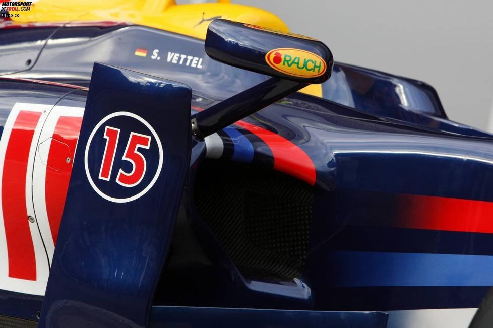 Der Red Bull-Renault RB5