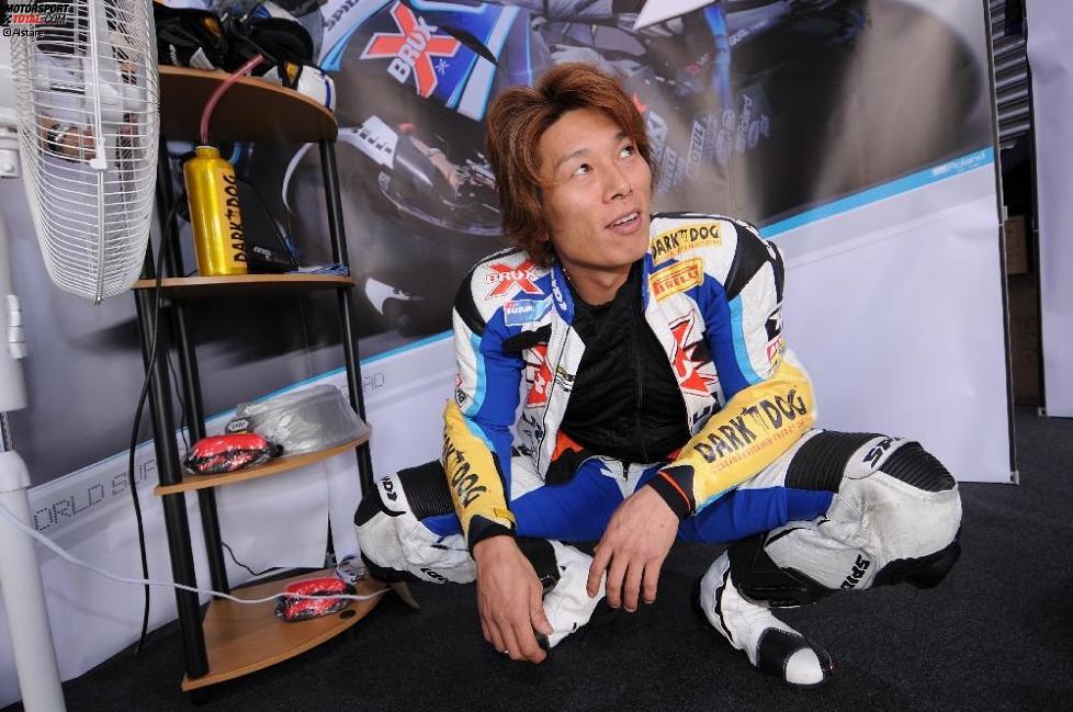 Yukio Kagayama (Suzuki)