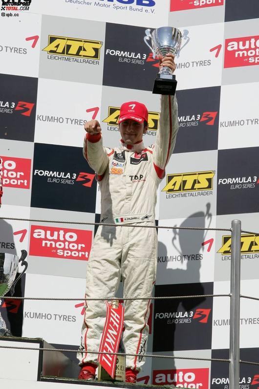 Andrea Caldarelli (SG Formula)