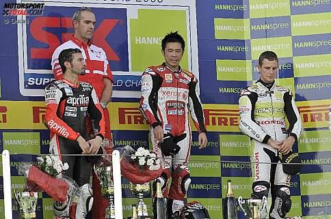 Noriyuki Haga Ducati