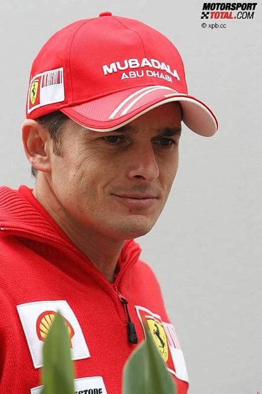 Giancarlo Fisichella (Ferrari)