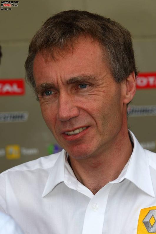 Bob Bell (Teamchef) (Renault)