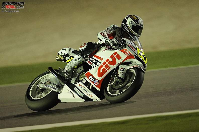 Randy de Puniet (Honda LCR)