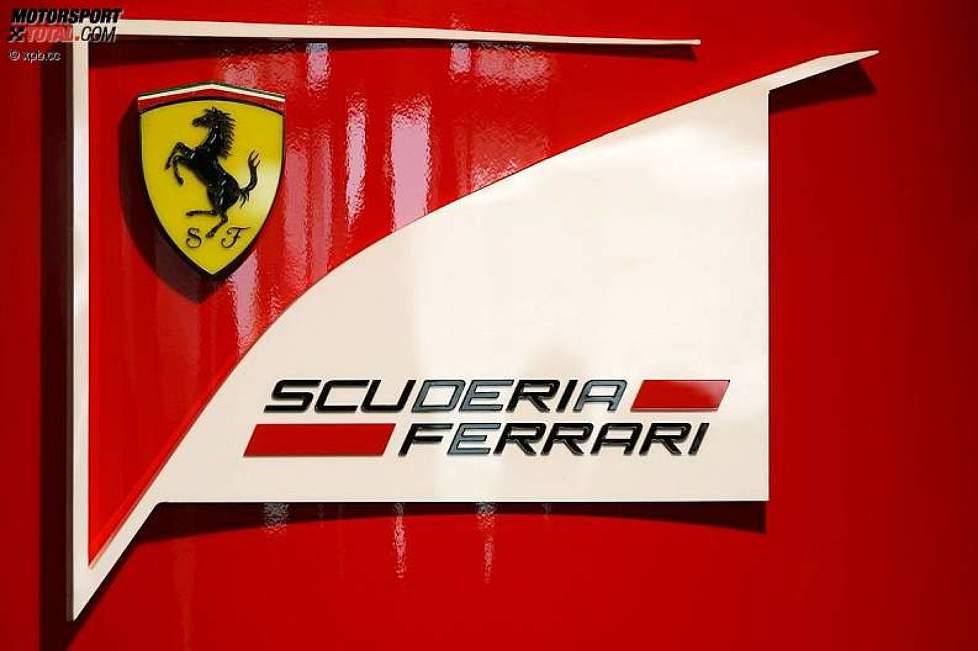 Das neue Ferrari-Logo