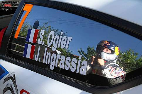 Sébastien Ogier (Citroen Junior Team)