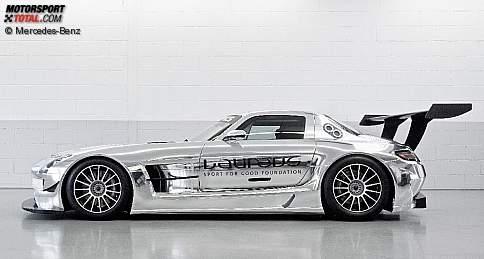 Der neue SLS AMG GT3