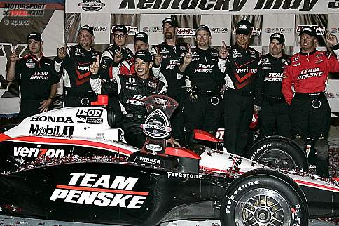 Helio Castroneves(Penske)