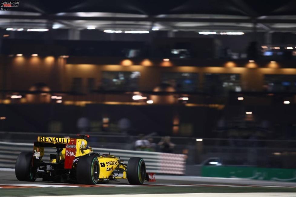 Robert Kubica (Renault)