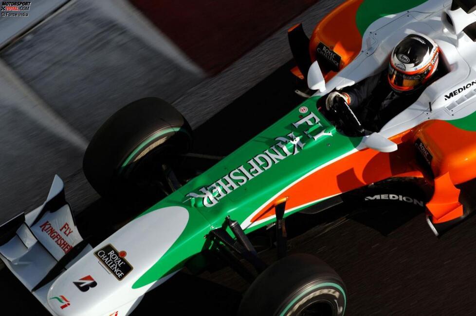 Yelmer Buurman (Force India)