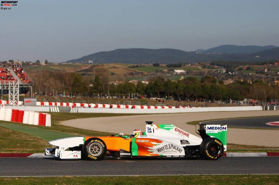 Paul di Resta (Force India)