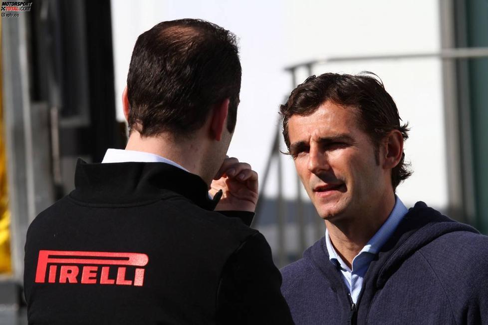 Pedro de la Rosa (McLaren)