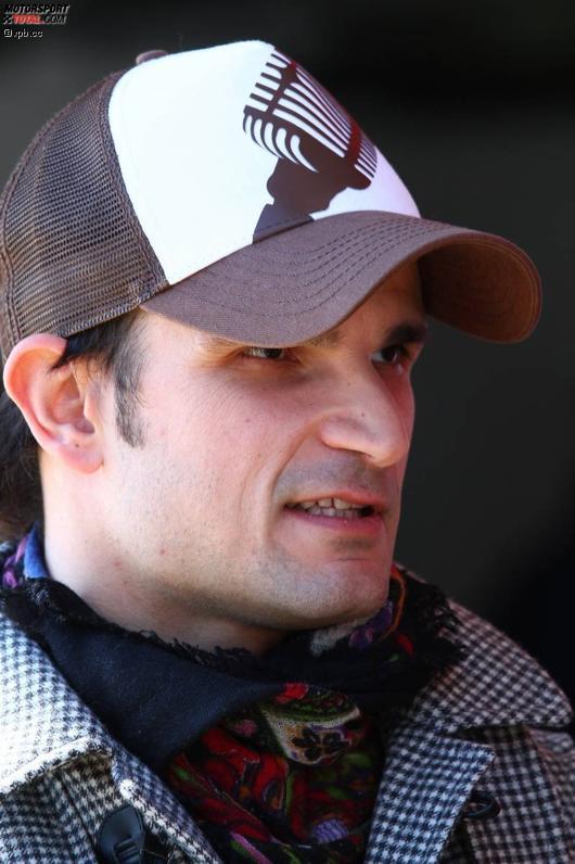 Vitantonio Liuzzi (HRT)