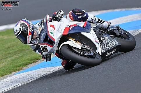 Ayrton Badovini (BMW Motorrad Italia)