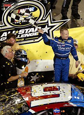 2005: Zweiter Sieg beim Allstar-Race