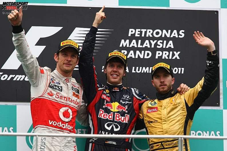 -Formula 1 - Season 2011 - z1302430217