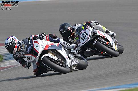 Ayrton Badovini und Maxime Berger
