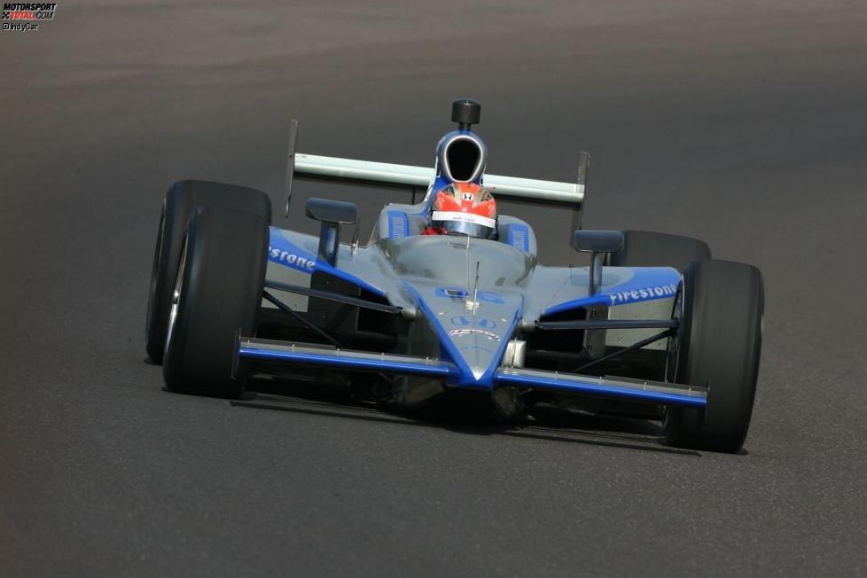 James Hinchcliffe (Newman/Haas)