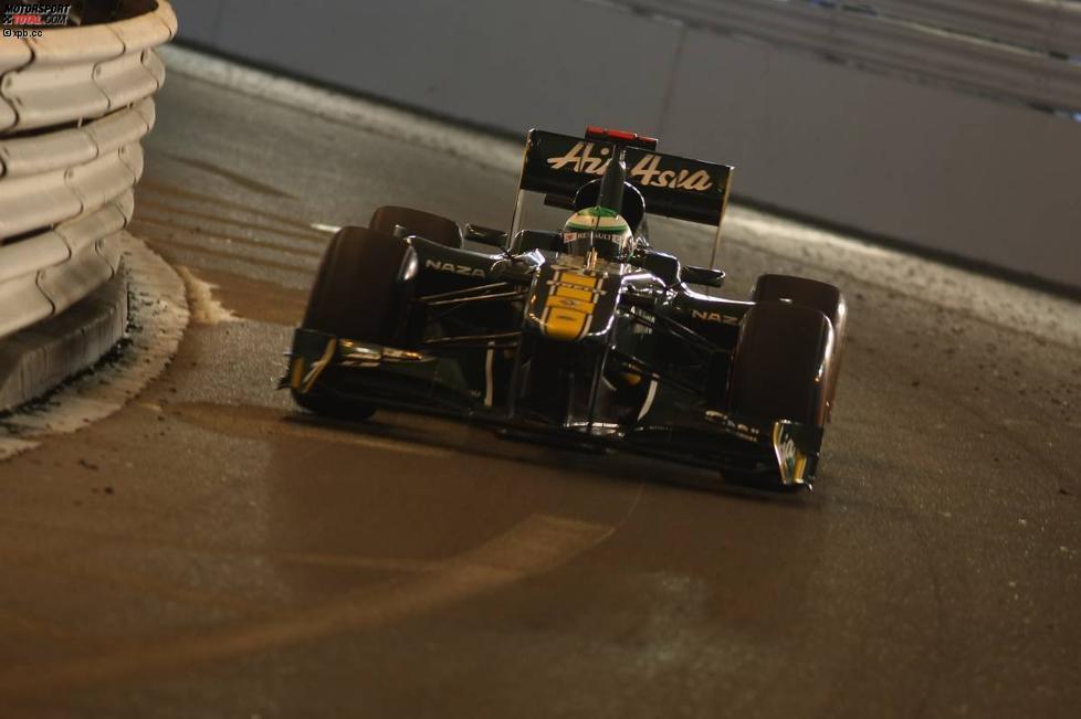 Heikki Kovalainen (Lotus)