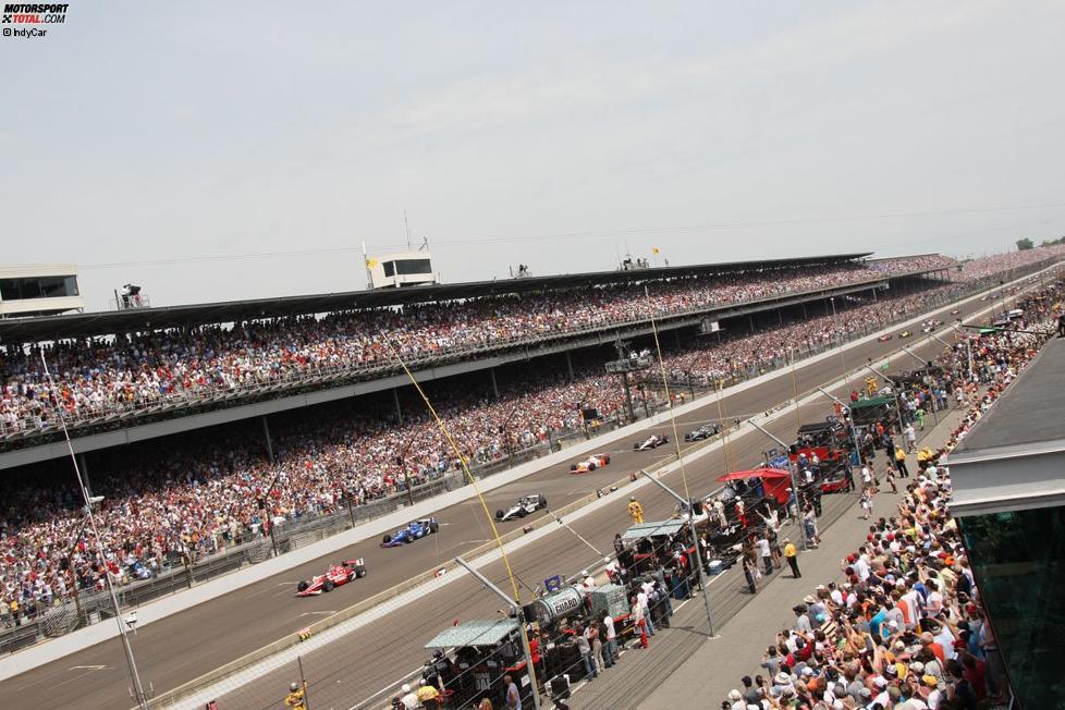 Start zum Indy 500