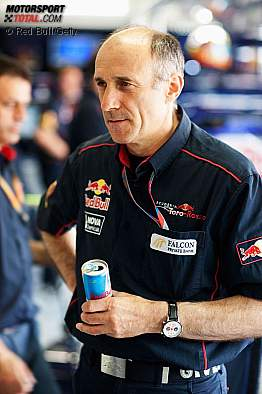 Franz Tost (Teamchef) (Toro Rosso)