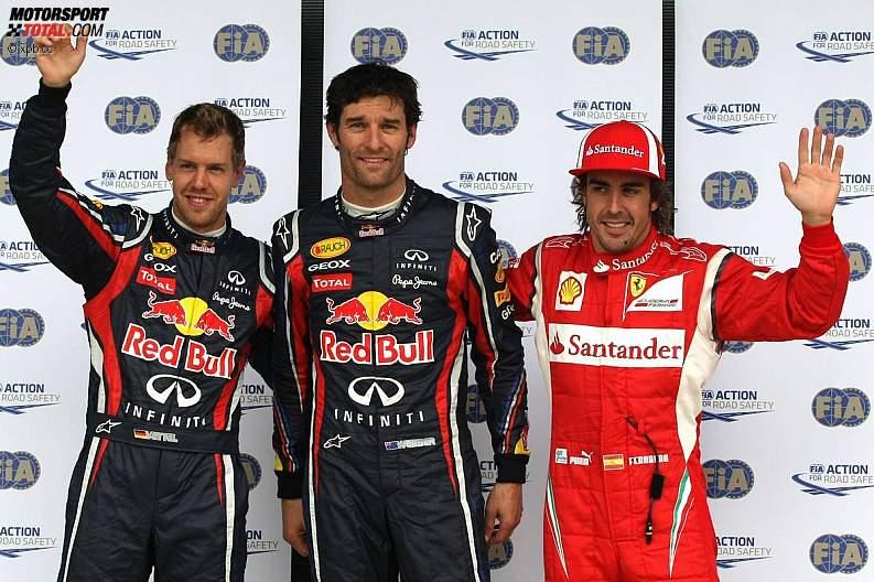 -Formula 1 - Season 2011 - z1310217616