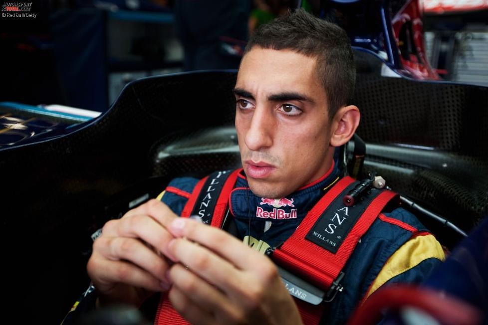 Sebastien Buemi (Toro Rosso)