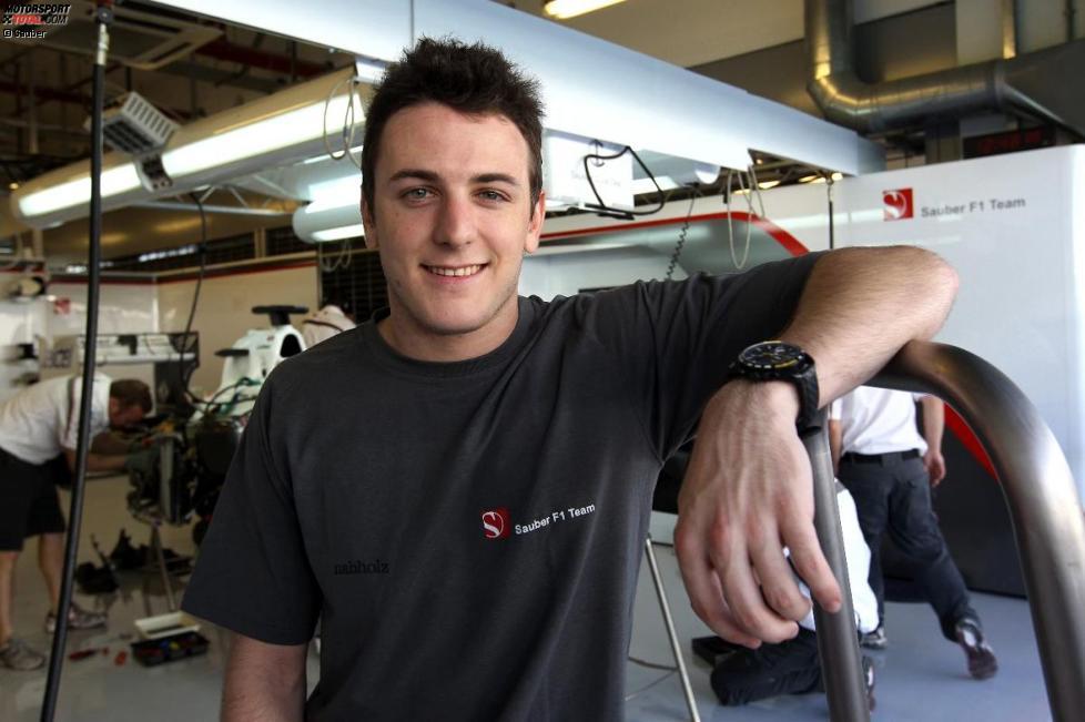 Fabio Leimer (Sauber)