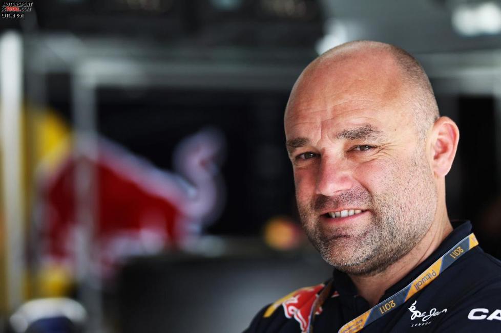 Ian Morgan (Red Bull)