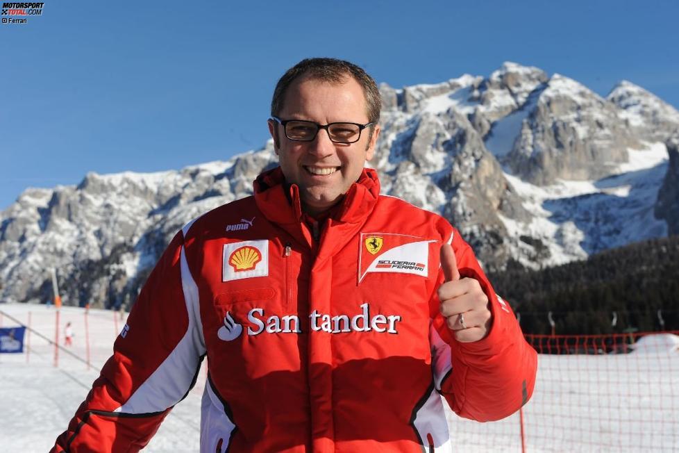 Stefano Domenicali (Teamchef)