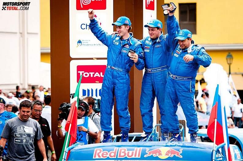 The Rallye Dakar 2012 Thread - z1326750807