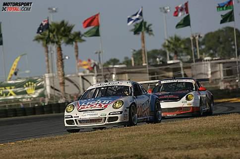 Der Liqui-Moly-Porsche von Franz Engstler und David Murry