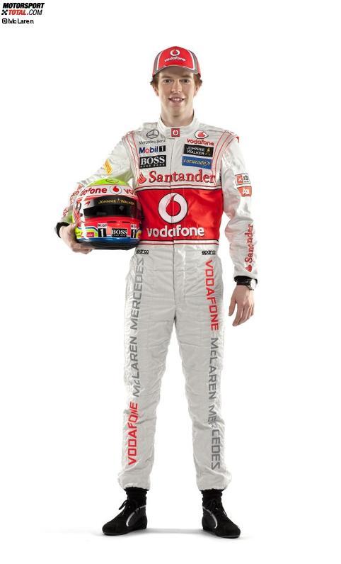 Oliver Turvey (McLaren)