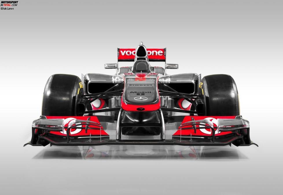 McLaren-Mercedes MP4-27